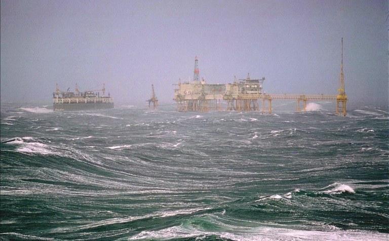 Nordsjödykaren - arbetslivsskildring som går på djupet