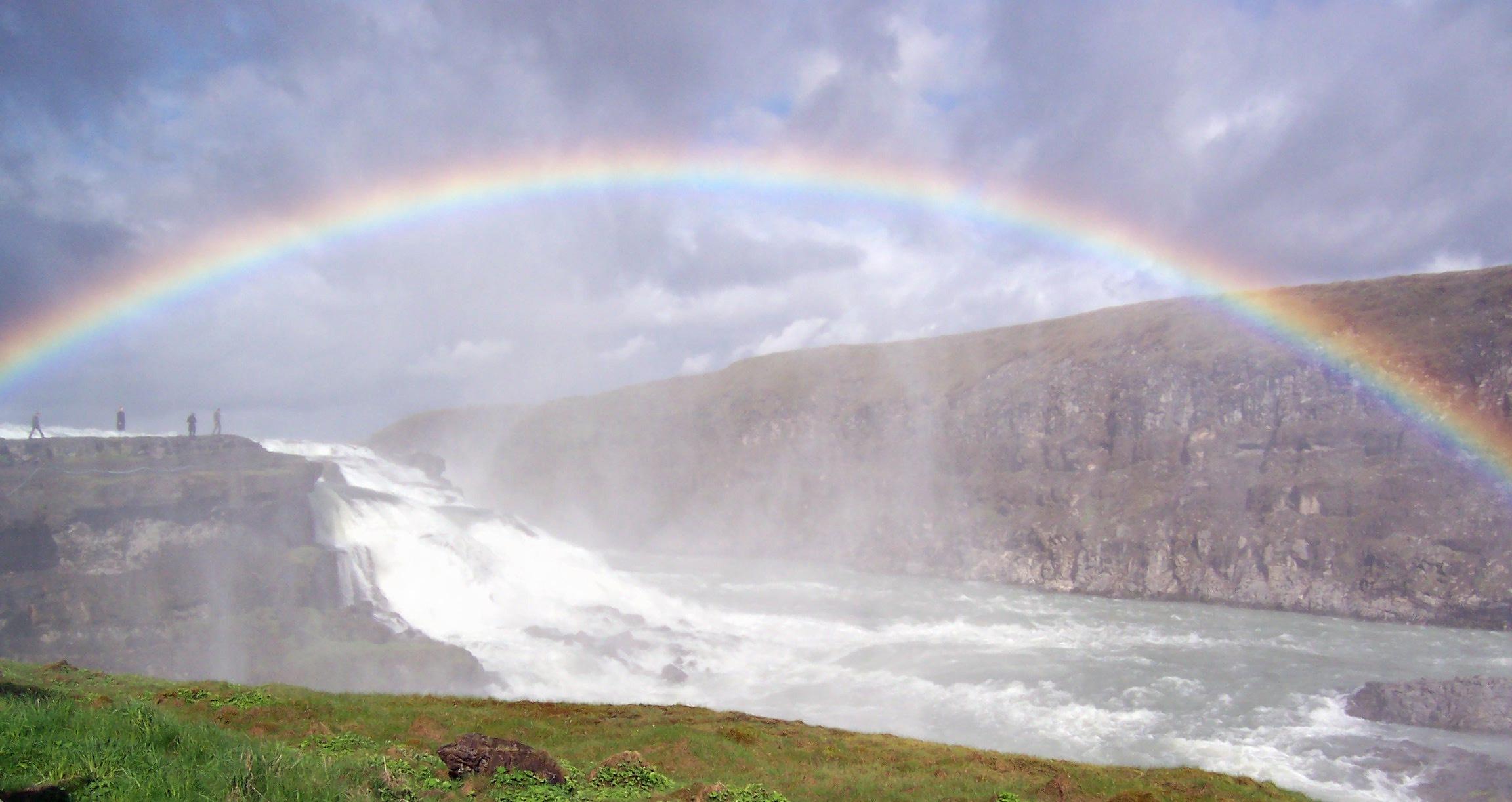 Island i krise