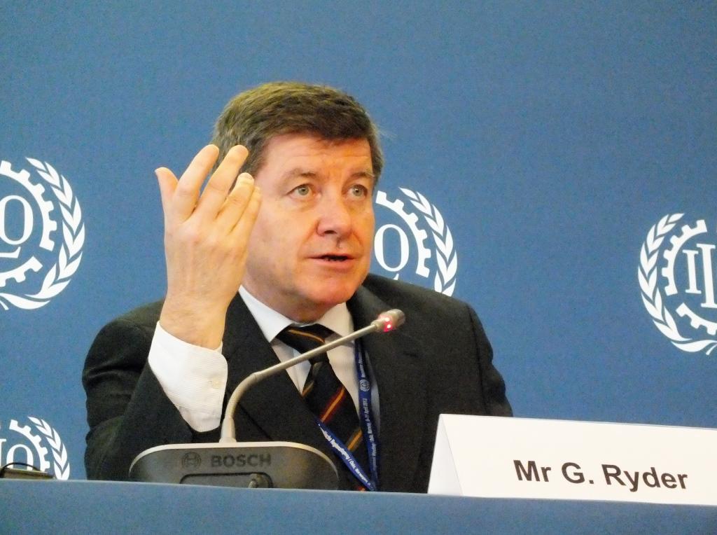ILO: Europas unge må få jobb og tilliten må bygges opp