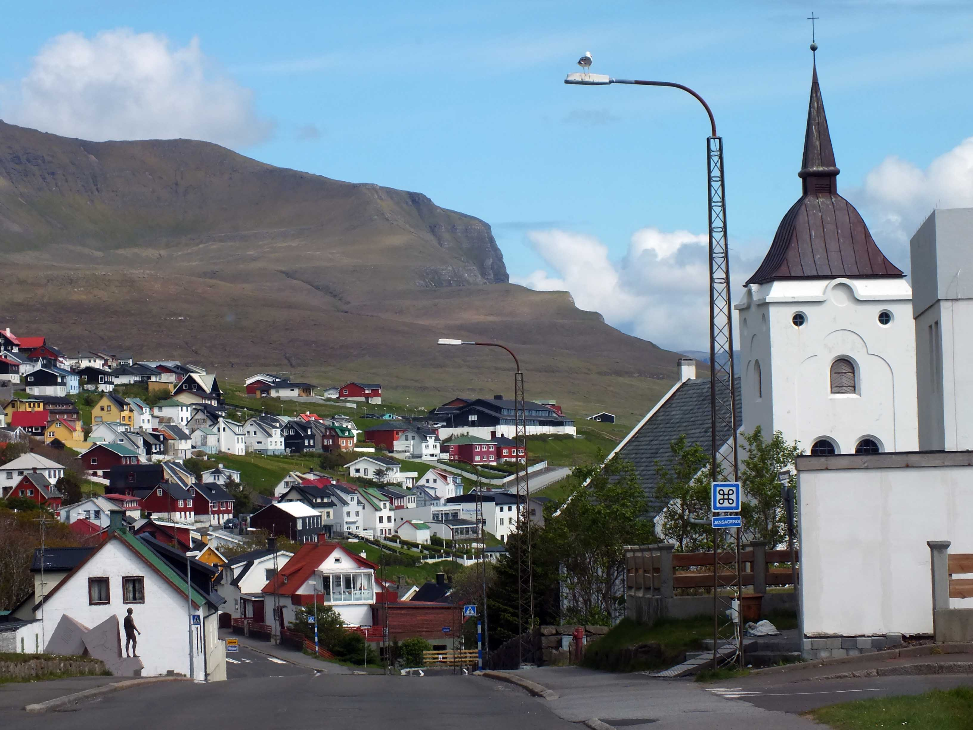 Färöarnas framtid kan inte bara vara fisk