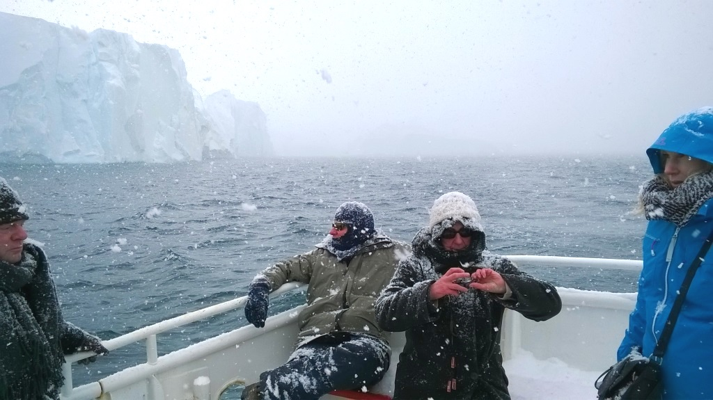 Grønland – en reise verd
