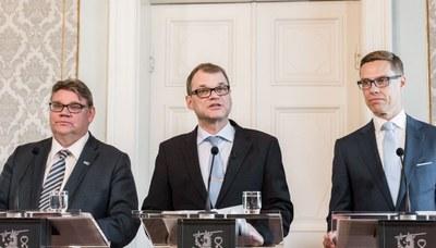 Arbetsmarknad och kön svår nöt för den nya regeringen i Finland