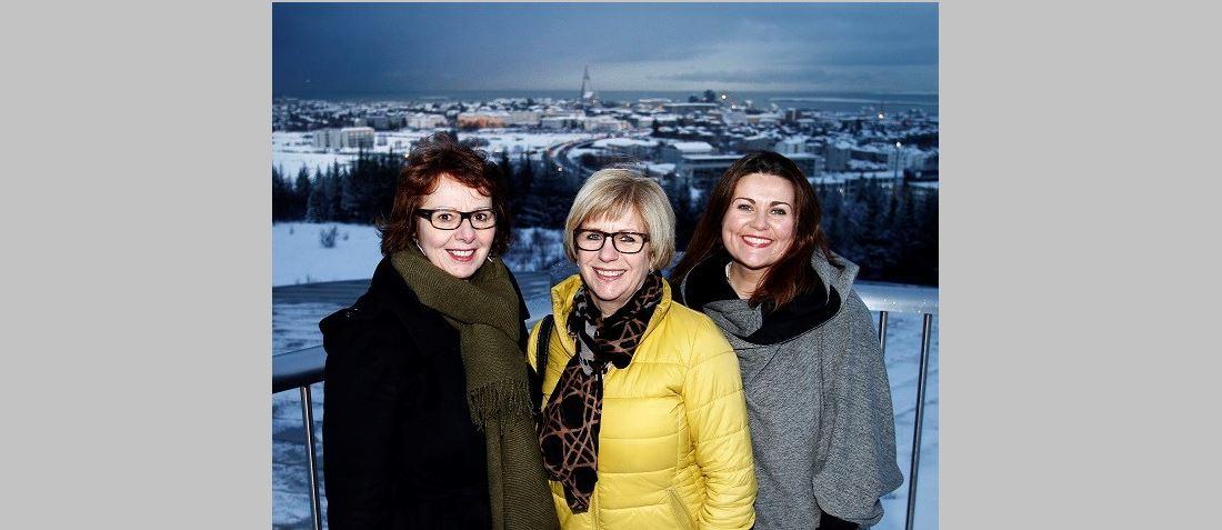Island:  Likalönsstandarden har tagits i bruk