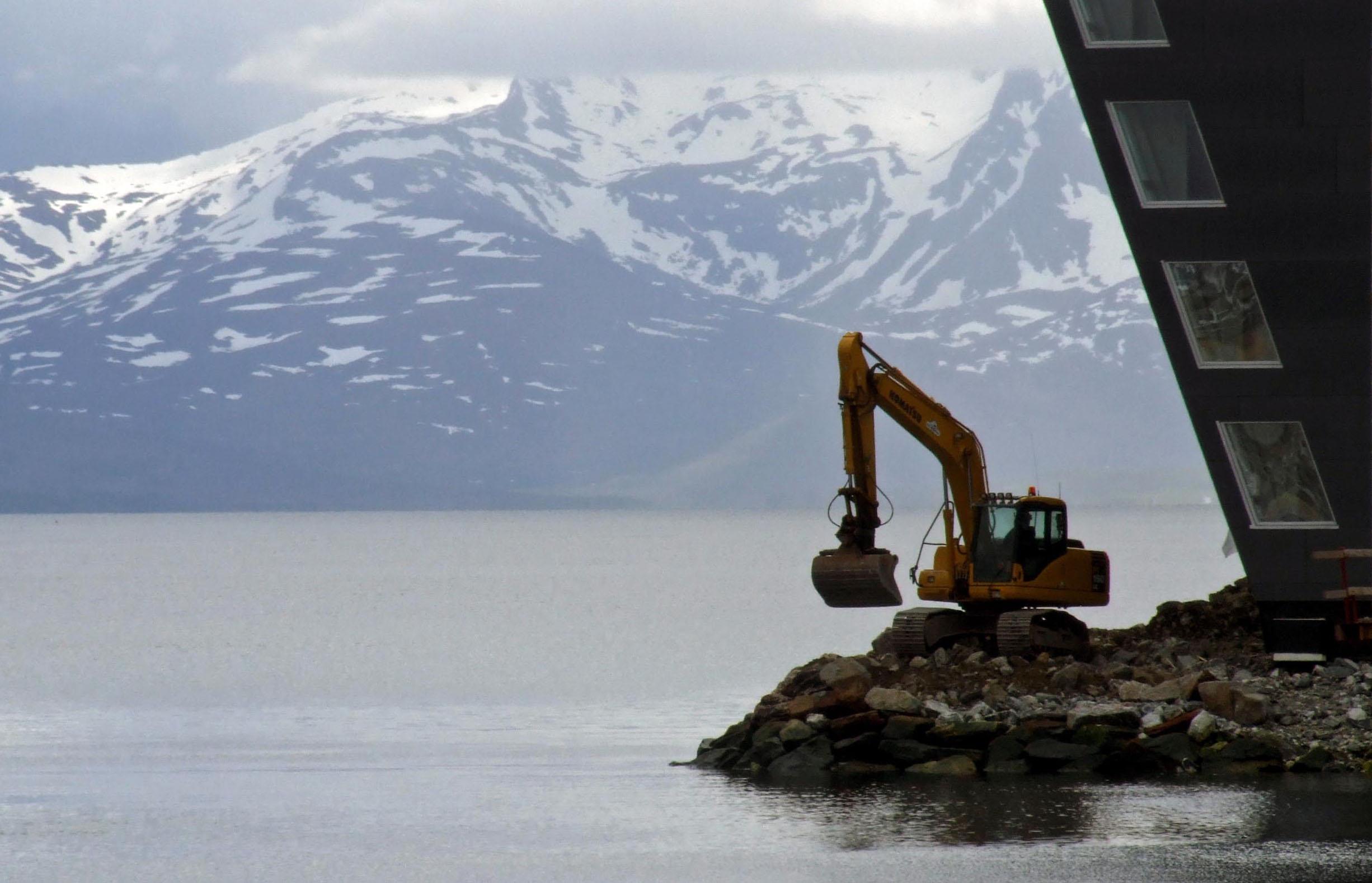 Teknik och samarbete viktigast för hållbar utveckling i Arktis