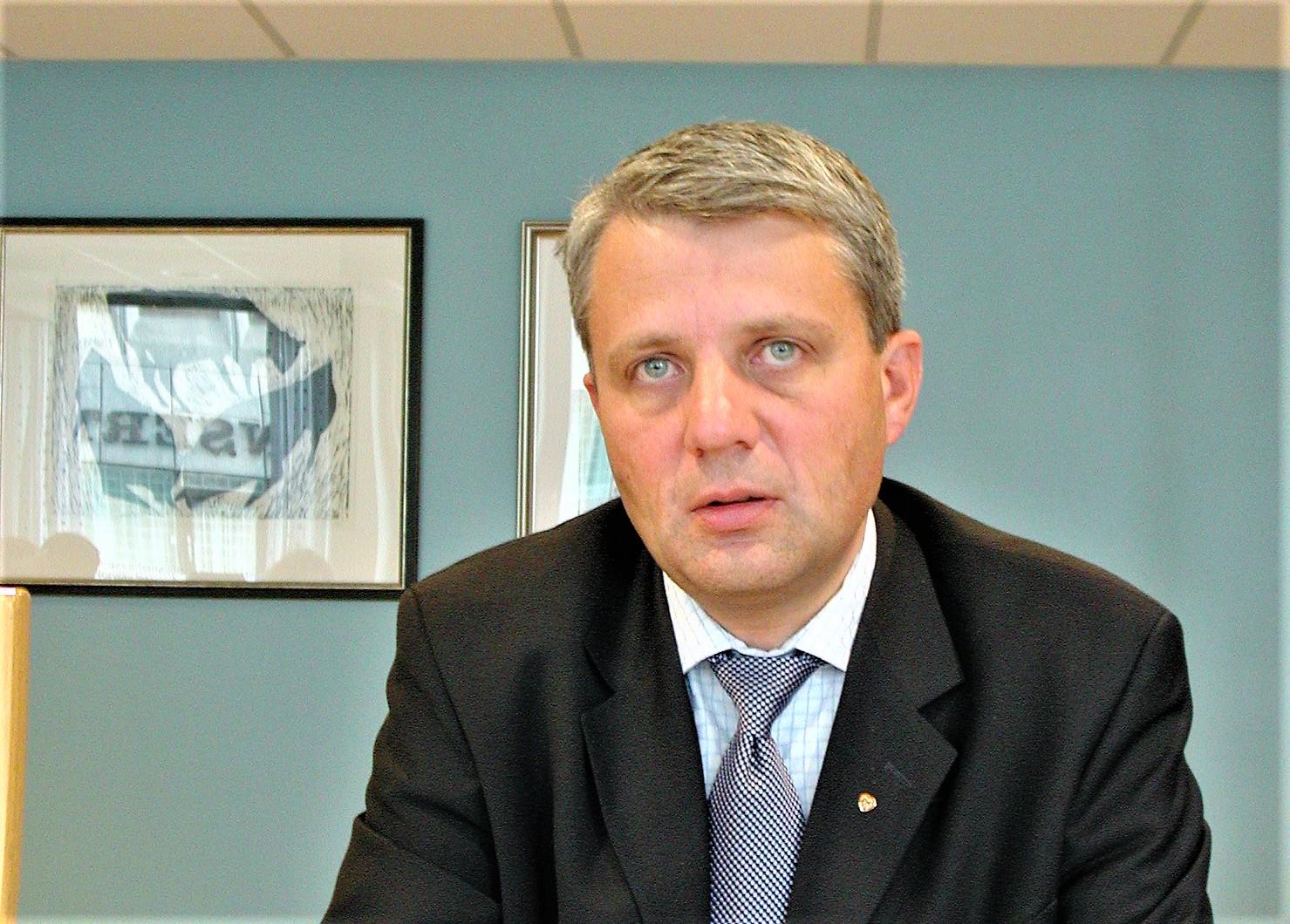 Dagfinn Høybråten reformerar den norska välfärden