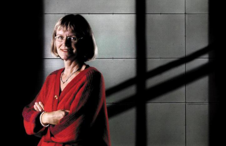 Nina Smith - en slagkraftig danske som maner til velferdsdebatt