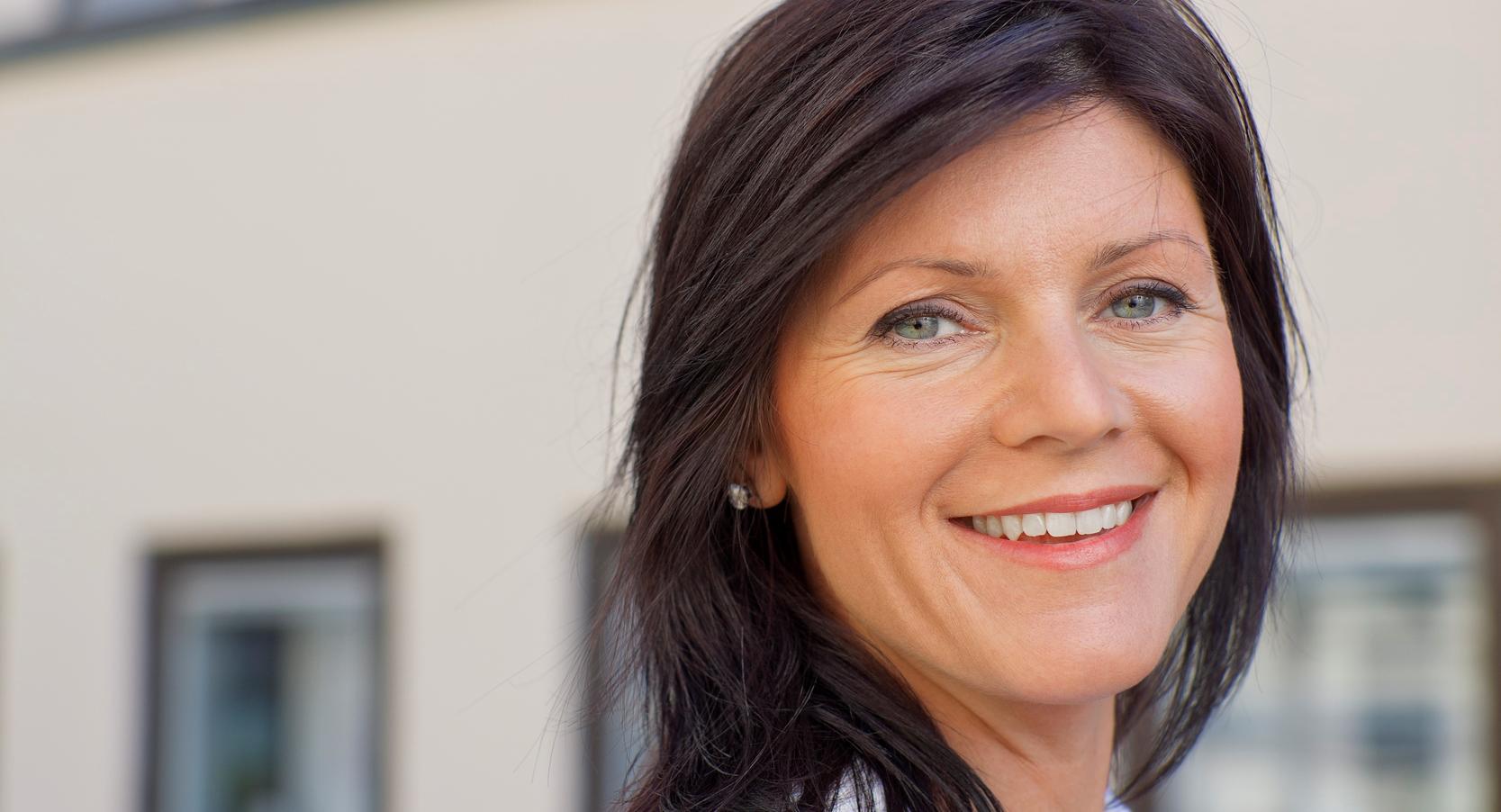 TCO:s Eva Nordmark: Facket måste vara relevant för den tid vi lever i