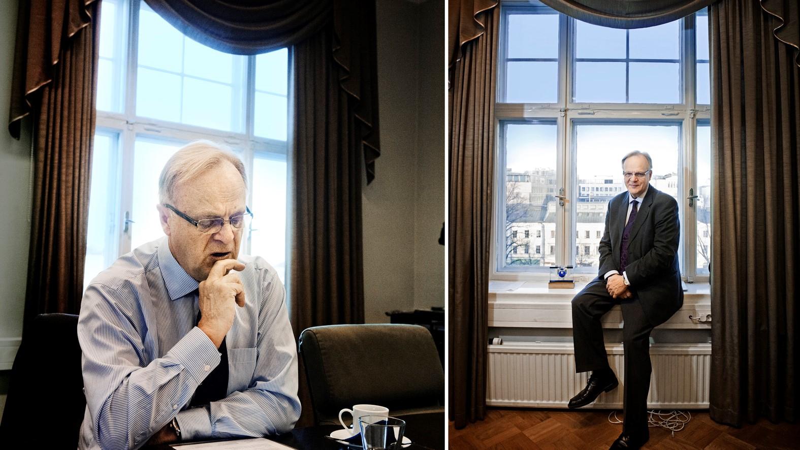 Arbetsminister Lauri Ihalainen: Kompetenshöjning ska trygga Finlands framtid