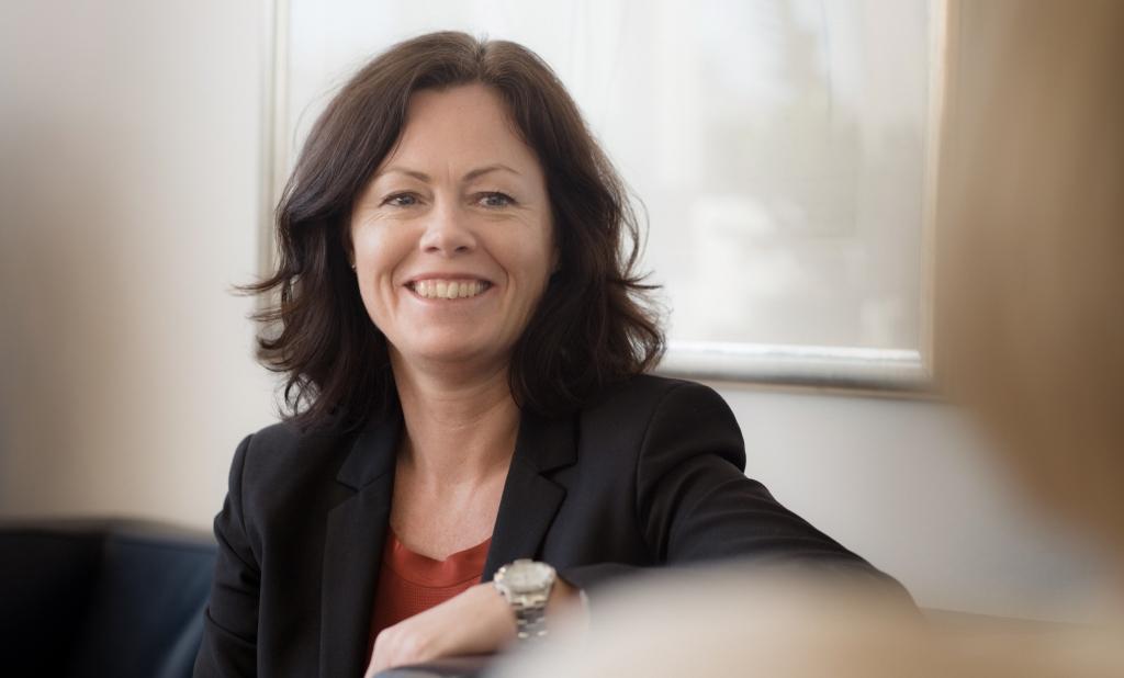 Solveig Horne, minister med blå-blått blikk på norsk integrasjon
