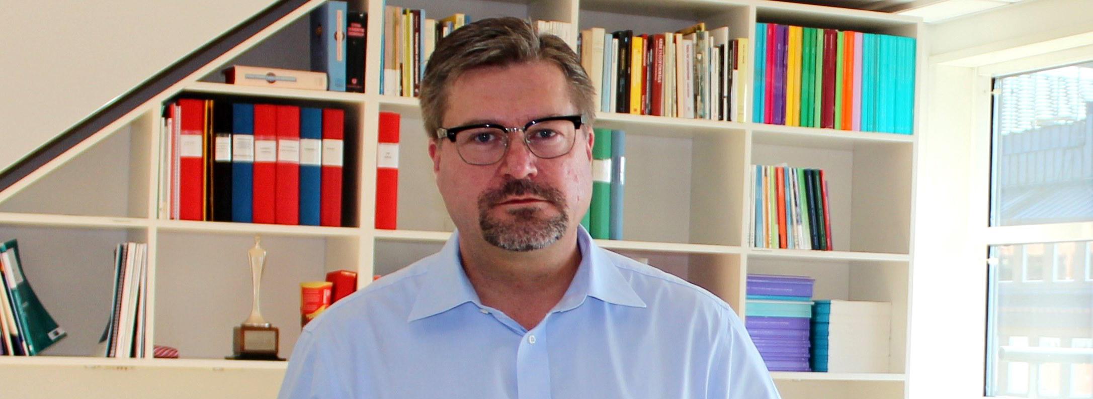 Mikael Sjöberg skal gjenreise tilliten til Arbetsförmedlingen