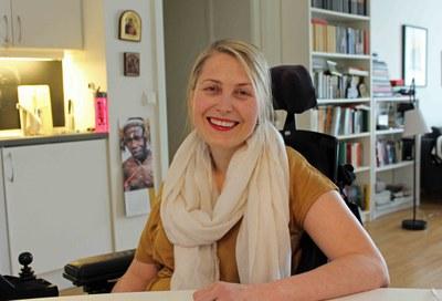 Ingrid Ihme, utvalgt til å få skikk på NAV