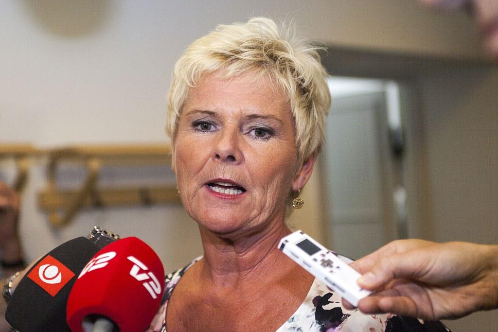 Lizette Risgaard, ny LO-formand: vil kæmpe for den nordiske aftalemodel