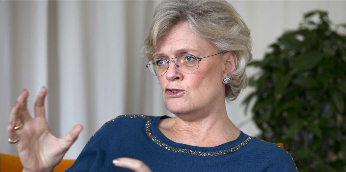 Carola Lemne: Fremtidsoptimist på vegne av Sveriges næringsliv