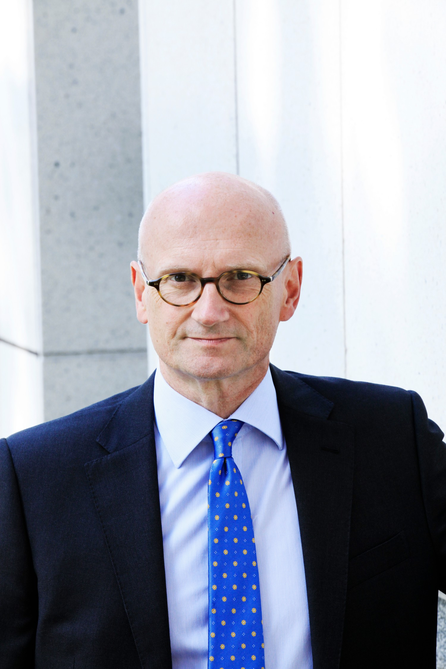 Henrik Normann i NIB - välfärden behöver också en bankdirektör