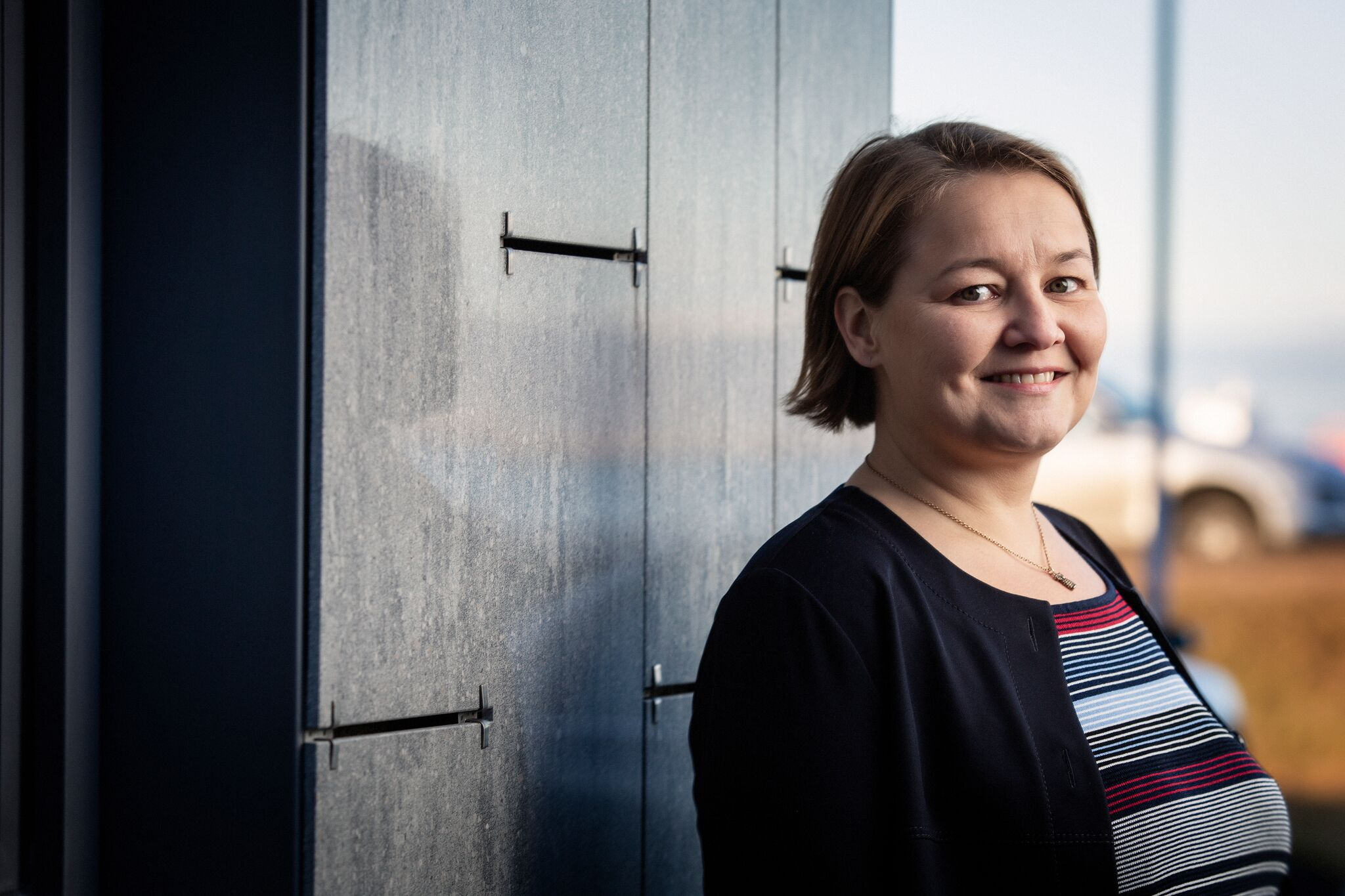 Drífa Snædal tar över Islands LO i en turbulent tid