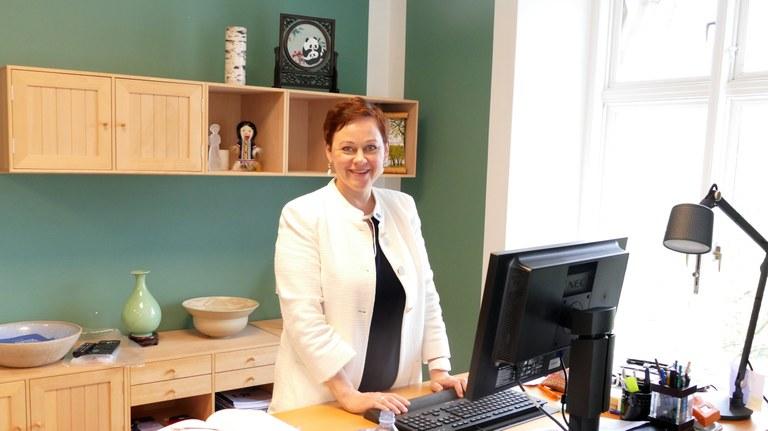 Paula Lehtomäki vill ha en ny nordisk passunion och ett tydligare Nordiskt ministerråd