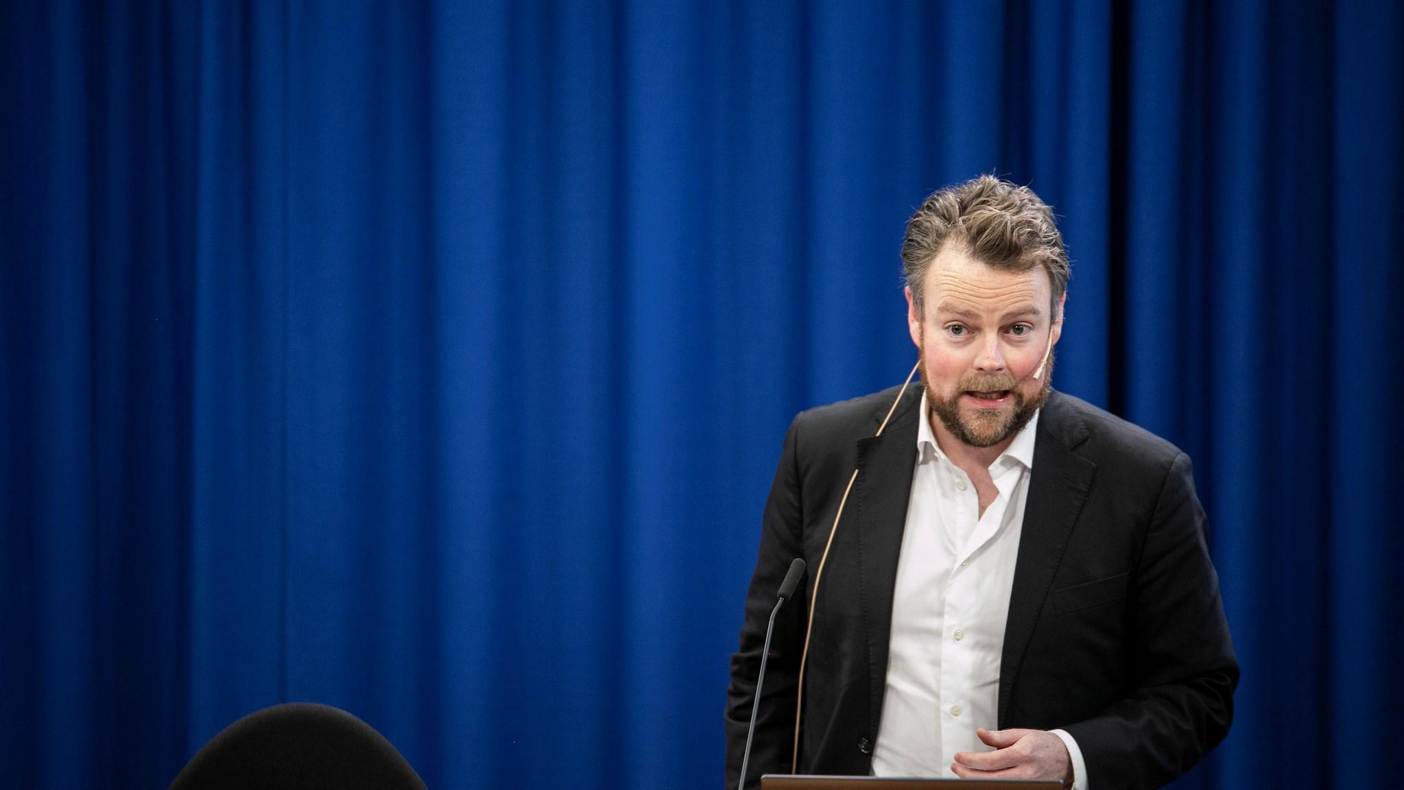 Torbjørn Røe Isaksen tar över otacksam ministerpost