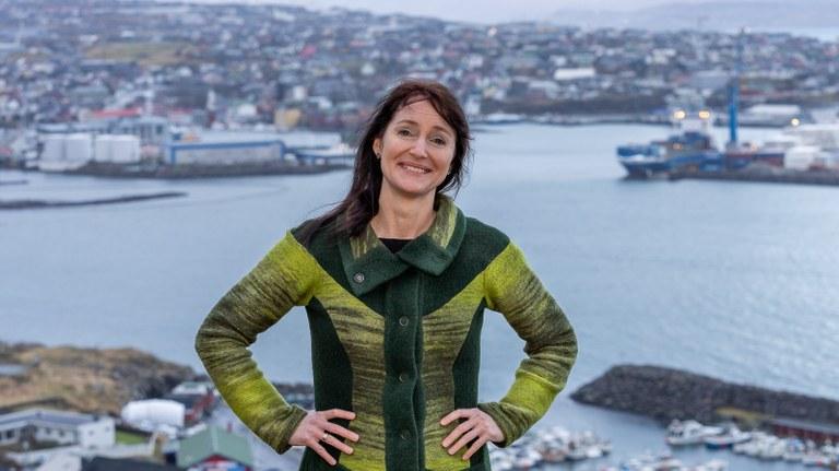 Kristina Háfoss: fra færøsk løsrivelse til nordisk samarbejde