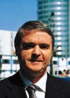Arbeidsminister Frank Fahey