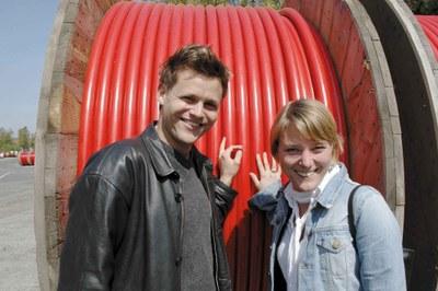 Jacob de Lichtenberg og Mathilde Kierulff