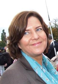 Hanne Bjurstrøm, kommende arbeids- og inkluderingsminister (31/12-09)