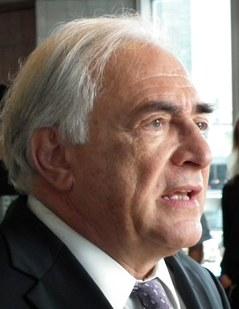 Dominique Strauss-Kahn, IMF