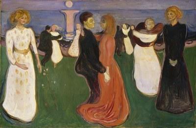 Livets dans av Munch