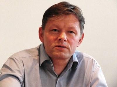 Islands arbetsgivarchef Thorsteinn Viglundsson