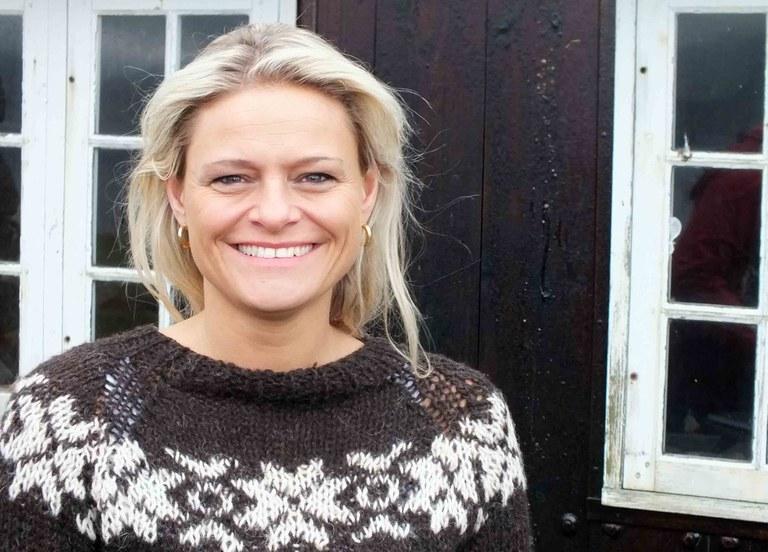Annika Olsen, vice statsminister Färöarna
