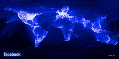 Facebook the world