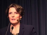 Anne Berner på konferensen