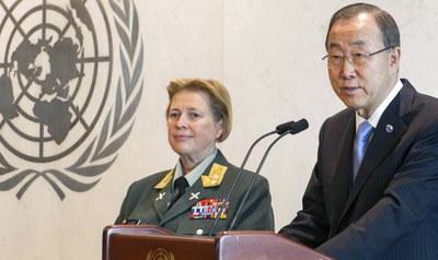 Kristin Lund, UNFICYP
