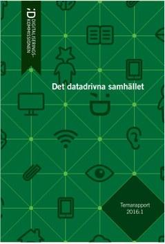 Framsidan på den svenska digitaliseringsrapporten