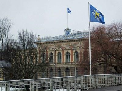 Stadshuset i Åbo stor