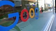 Google skylt
