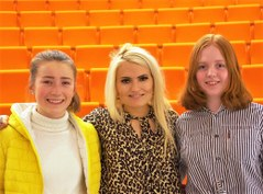 Foto: Bjørn Lønnum AndreassenOda Groth Brodtkorb, Isabelle Ringnes, Maja Stenøien