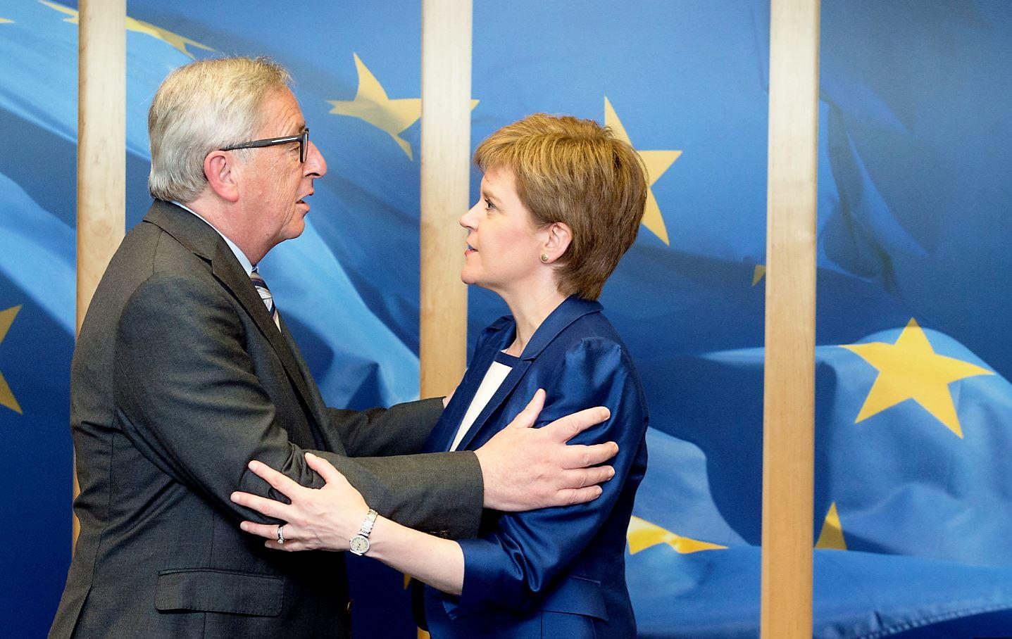 Junker og Sturgeon