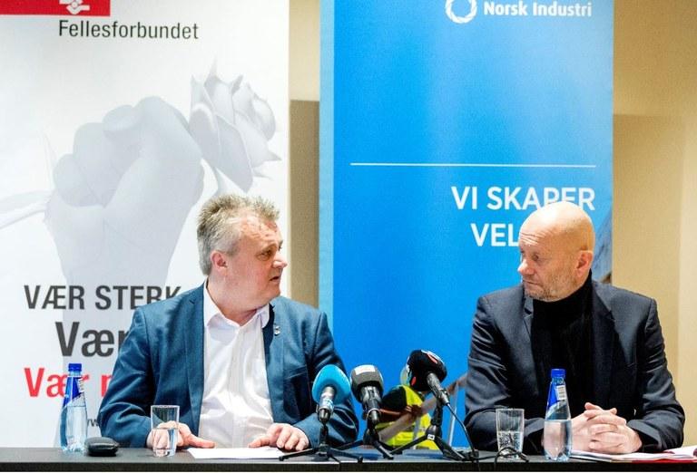 Foto: Gorm Kallestad, NTB