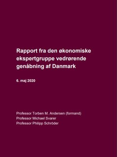 Fra: Finansministeriet, Danmark