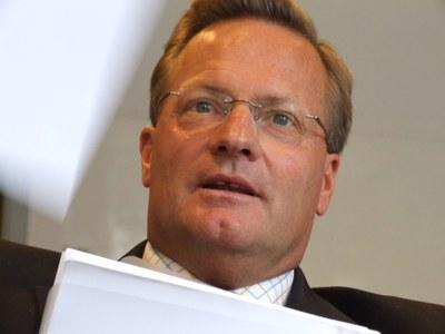 Sverker Rudeberg vill öka arbetsinvandringen till EU