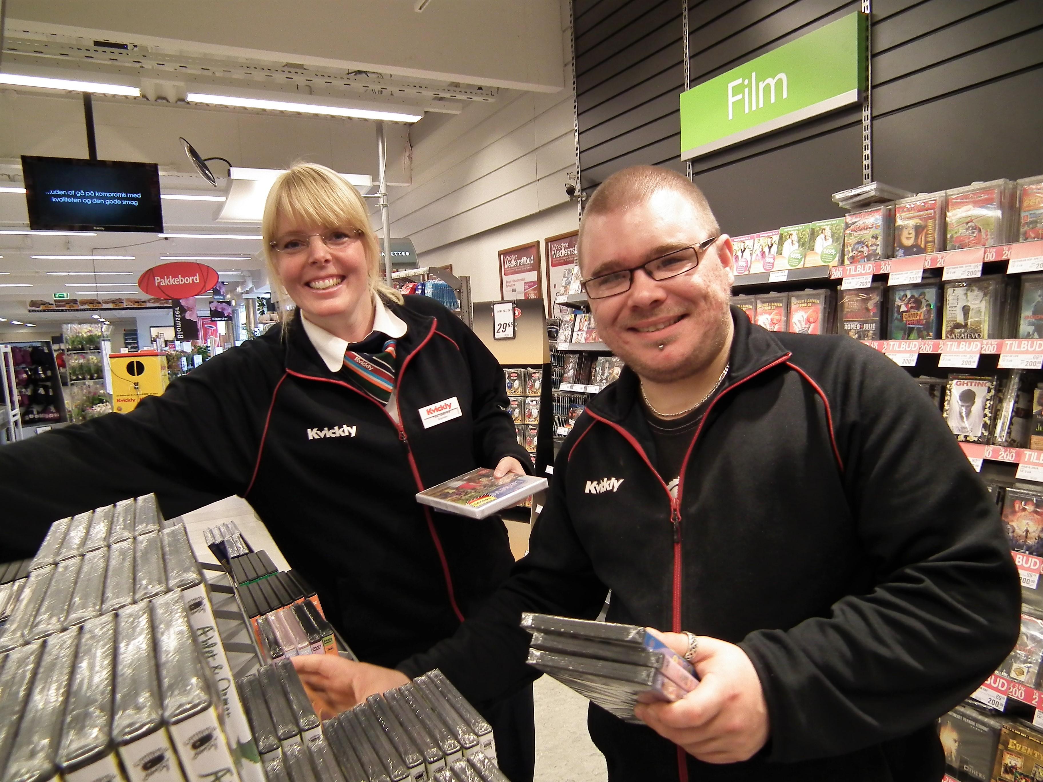 Virksomhedscenter ger kontakt med arbetslivet i Danmark