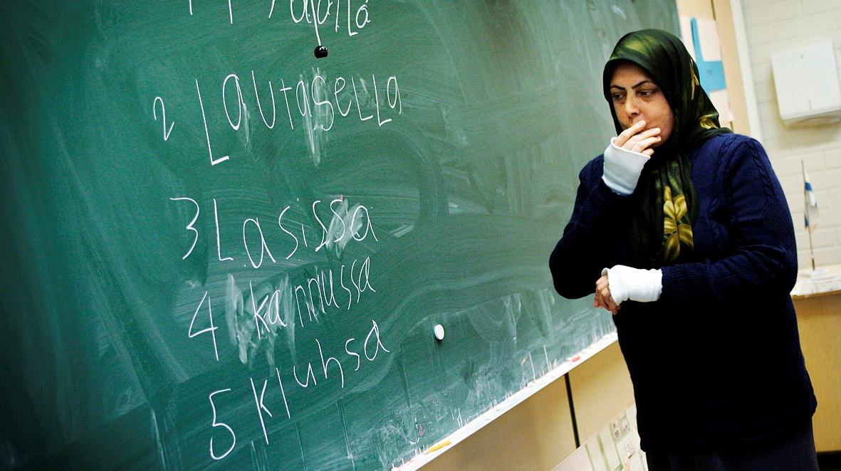 Starka språkkunskaper krävs i Finland