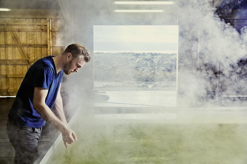 Havsbaserat isländskt kluster ger mer än salt till maten