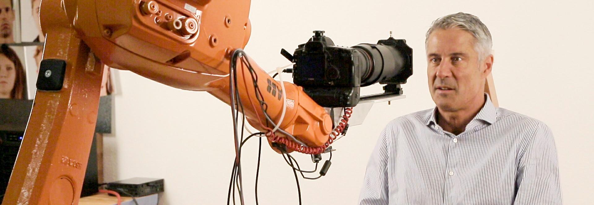 Teknologin omformar arbetslivet
