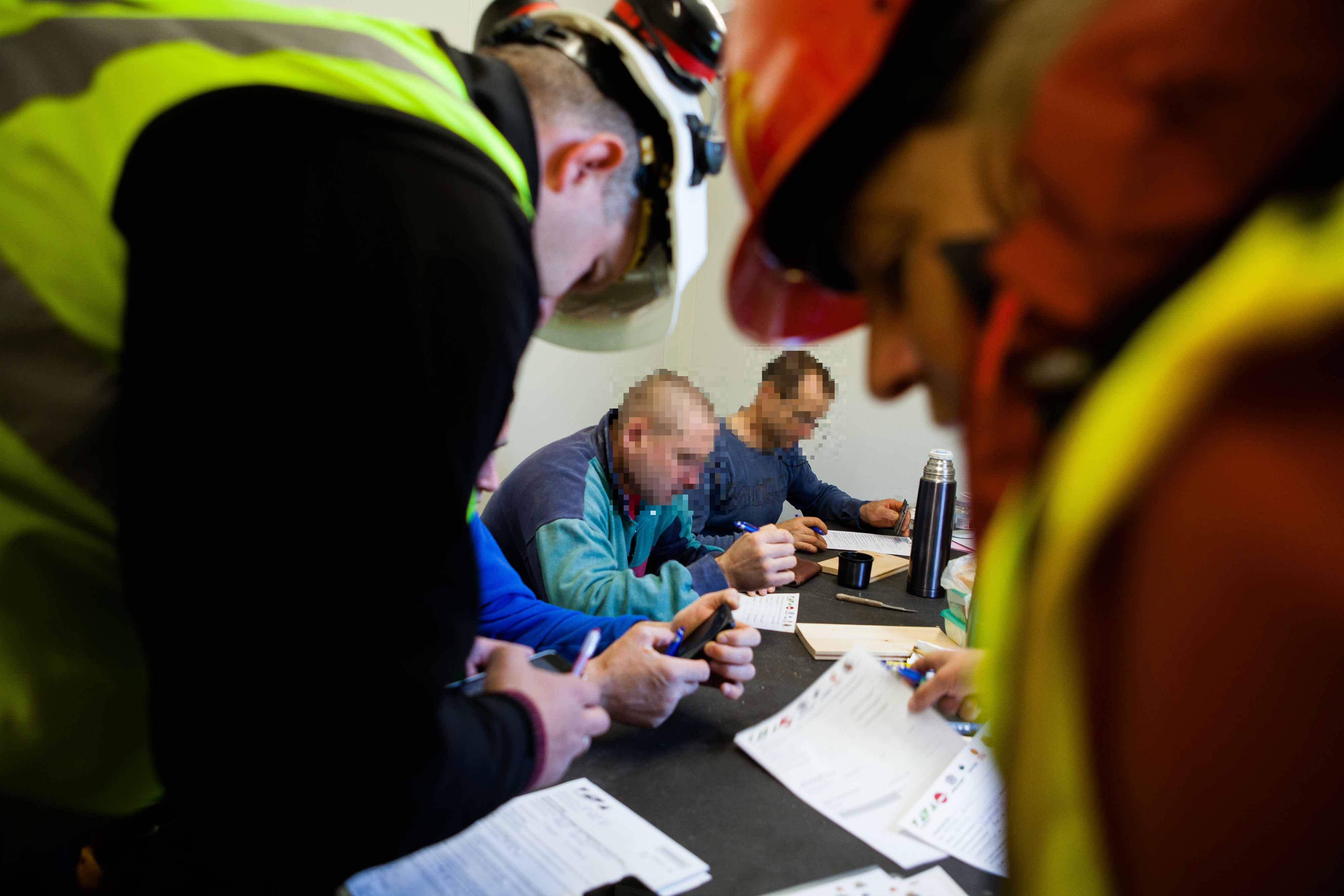 Svart ekonomi - nordiska strategier mot arbetslivskriminalitet