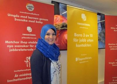 Flyktingarna kan bli en tillväxtmotor i Sverige