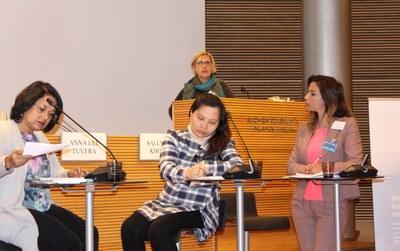Nordiska länderna är föregångare, men få kvinnor når toppositioner