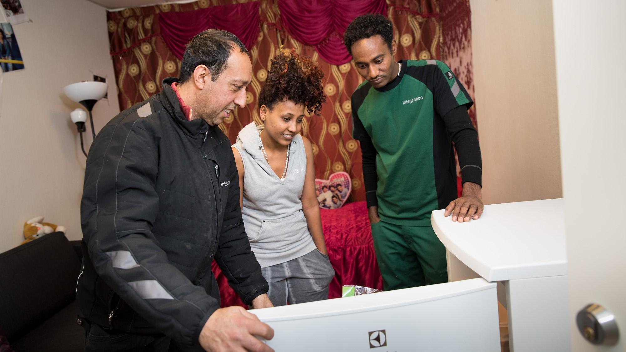 Roskilde Kommune går nye veje for å få flygtninge hurtigt i job