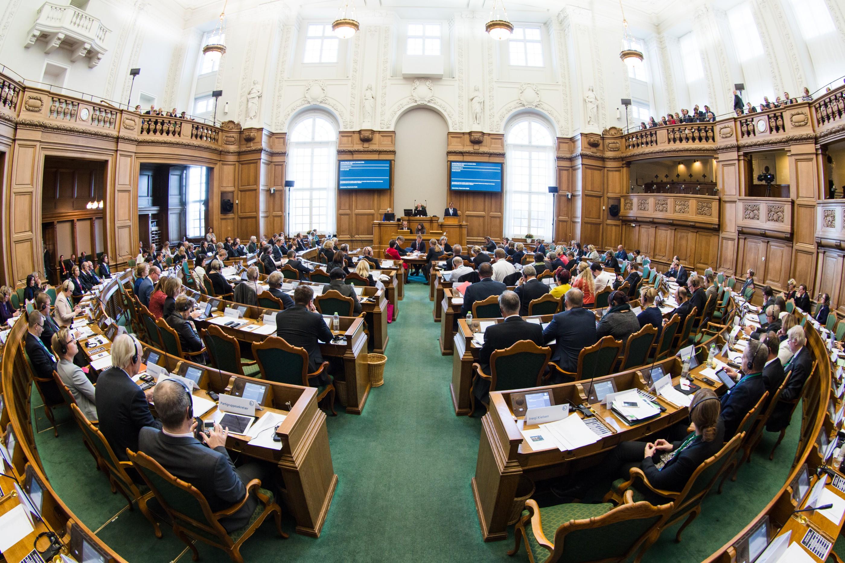 Nordisk råds sesjon 2016