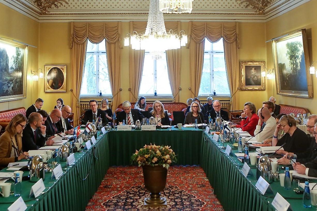 Fremtidens arbeidsliv - sentralt i nytt nordisk samarbeidsprogram